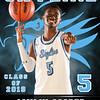 2018 Skyline Basketball Banner Jaylin Cooper