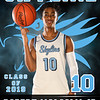2018 Skyline Basketball Banner Robert Malcolm Jr