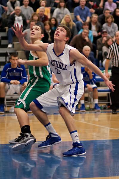 Spencer - Bothell Basketball 2011
