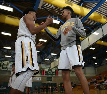 Syosset vs Uniondale Nassau AA Semifinal Boys Basketball