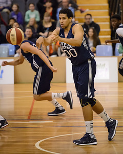 Brad Waldow - Cairns Taipans v St Mary's Gaels Basketball, held at The Southport School, Gold Coast, Queensland, Australia; Tuesday 20 August 2013. Camera 1. Photos by Des Thureson - http://disci.smugmug.com.
