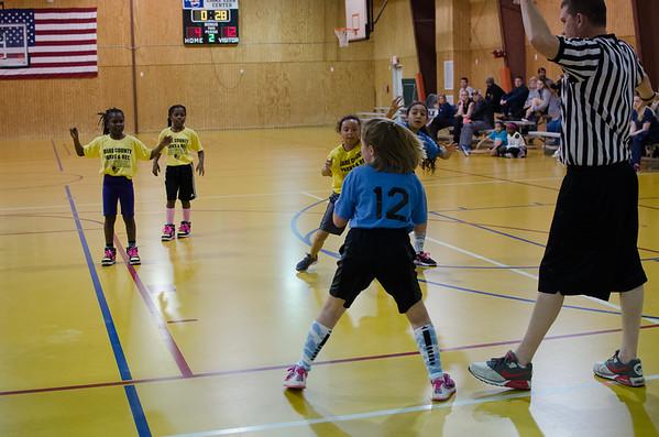 Tarheels Girls 7-9