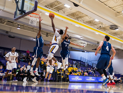 M.Basketball - WLU vs Toronto Varsity Blues