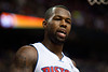 Jan 12, 2013; Auburn Hills, MI, USA; Detroit Pistons point guard Rodney Stuckey (3) during the second quarter against the Utah Jazz at The Palace. Mandatory Credit: Tim Fuller-USA TODAY Sports