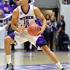 Weber State Takes on Utah State Aggies Basketball