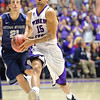 Weber State Takes on Utah State Aggies Basketball