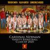 Senior Night basketball - 02