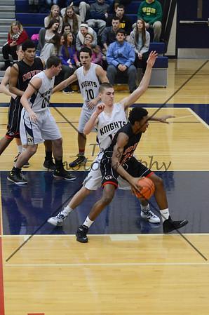 Eastern York Boys Varsity Basketball vs Dover