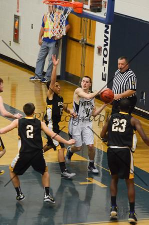 Eastern Boys Varsity Basketball  Elizabethtown Tournament