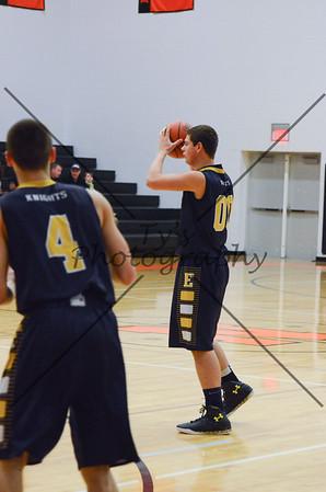 Eastern York Boys Varsity Basketball vs Northeastern