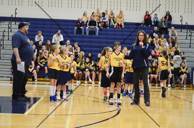 Eastern York Varsity Basketball