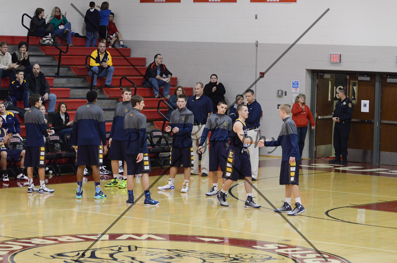 Eastern York Boys Varsity Basketball vs Susquehannock
