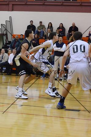 Eastern York Boys Varsity Basketball vs Delone Catholic