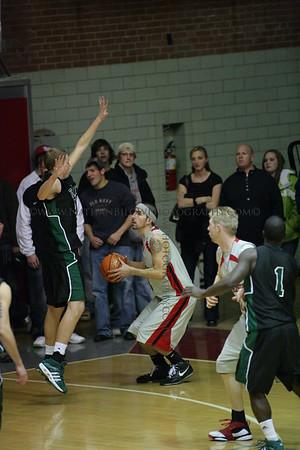 WSC Men's Basketball 2/7/08