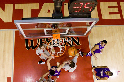 WSC Men's basketball vs Western N.M. 2/14/09