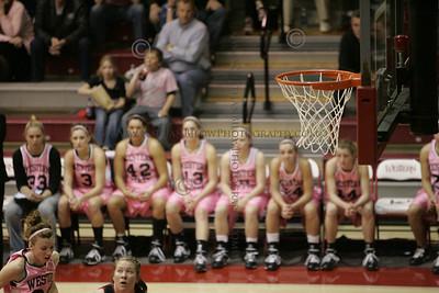 WSC vs Mesa Basketball Womens 2/9/10