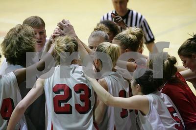 WSC Women's Basketball 2/7/08