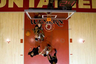 WSC vs Adams Men's Basketball 2/20/09