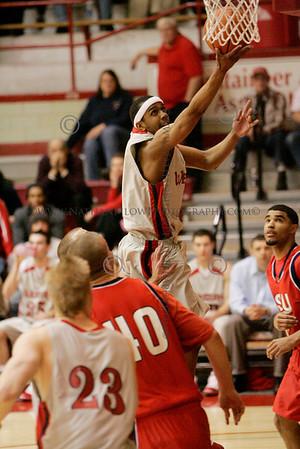 WSC vs CSU Pueblo Basketball Mens 2/27/10