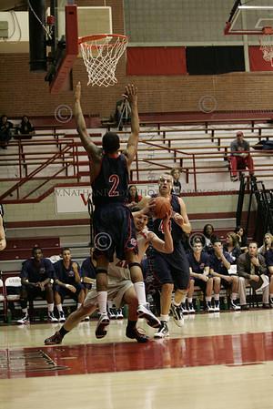 WSC vs Metro Basketball Men 12/12/09