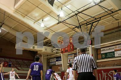WSC vs WNM Basketball 12/11/10 Men