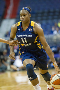 Karima Christmas of the Indiana Fever