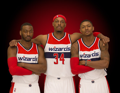 2 John Wall 34 Paul Pierce 3 Bradley Beal
