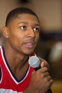 14Glen Rice Jr.