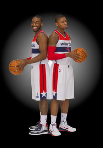 Wizards backcourt 2 John Wall 3 Bradley Beal
