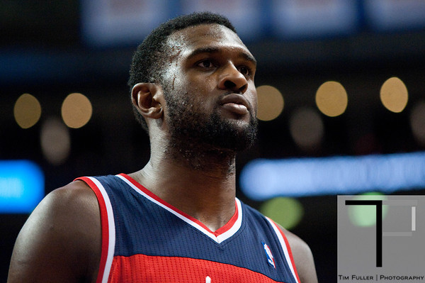 Dec 21, 2012; Auburn Hills, MI, USA; Washington Wizards small forward Chris Singleton (31) after the game against the Detroit Pistons at The Palace. Pistons won 100-68. Mandatory Credit: Tim Fuller-USA TODAY Sports