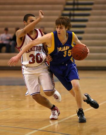 Wayzata HS vs Robbinsdale-Armstrong HS Boys Varsity Basketball (Mar 5, 2008)