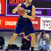 Weber State Battle Montana State in Big Sky Action