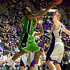 Weber State and North Dakota Basketball