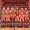 2018 Whitmore Lake Varsity Girls Basketball 8x10