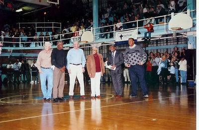East High Champions 1951-2002.