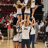 BYU Cheer squad