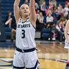 Karley Eaton's Free-throw Form