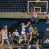 Cierra McKeown snarfs a rebound