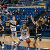 Cierra Hall finds a new way to rebound
