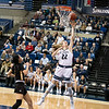 Morgan Bertsch layup on fast break