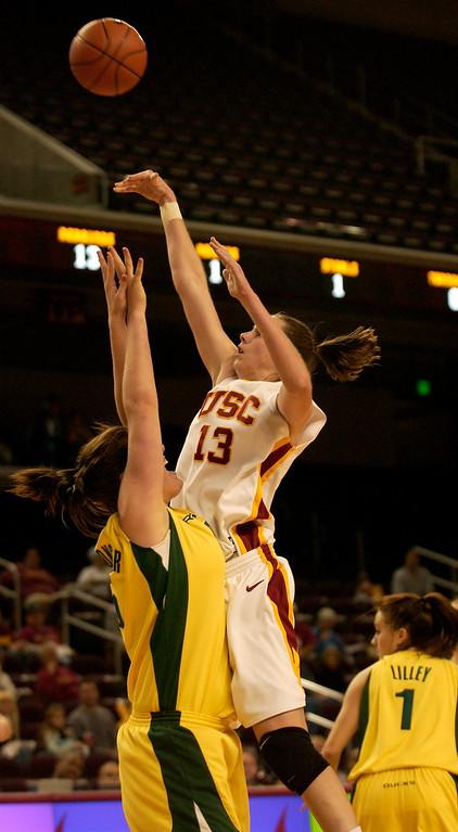 Women's vs Oregon 2008