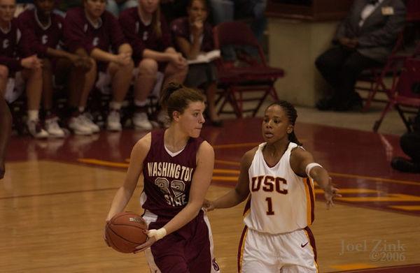 Women's vs WSU 2006