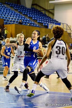 LNBF - Universitatea Cluj-Napoca (ROU) vs. Universitatea Alba Iulia (ROU)