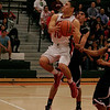 The Lindsay Cardinals defeated the Woodlake Tigers 61-56 at Lindsay on Thursday.