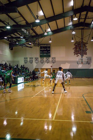 Woodland vs Lake Marion JV Boys 1-13-18