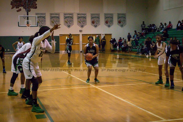 Woodland vs Lake Marion Var Girls 1-13-18