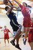 Hillview vs Woodside, Boys Eighth Grade Basketball, 2008-01-20