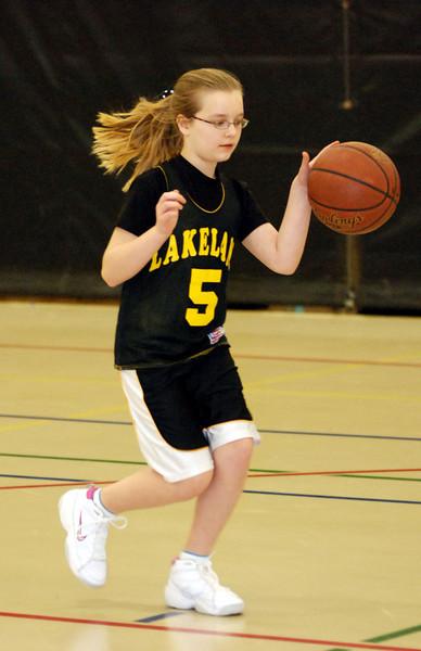 Lakeland Girls Youth Basketball