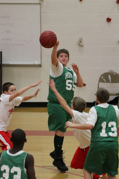 Rhinelander vs. Lakeland basketball