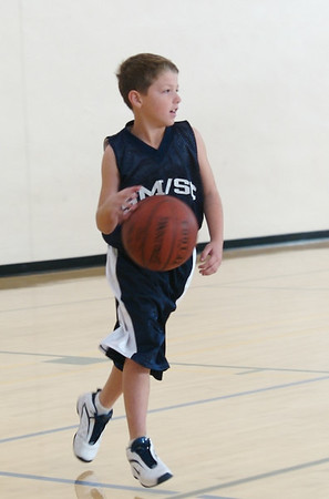 Zach Basketball 2006